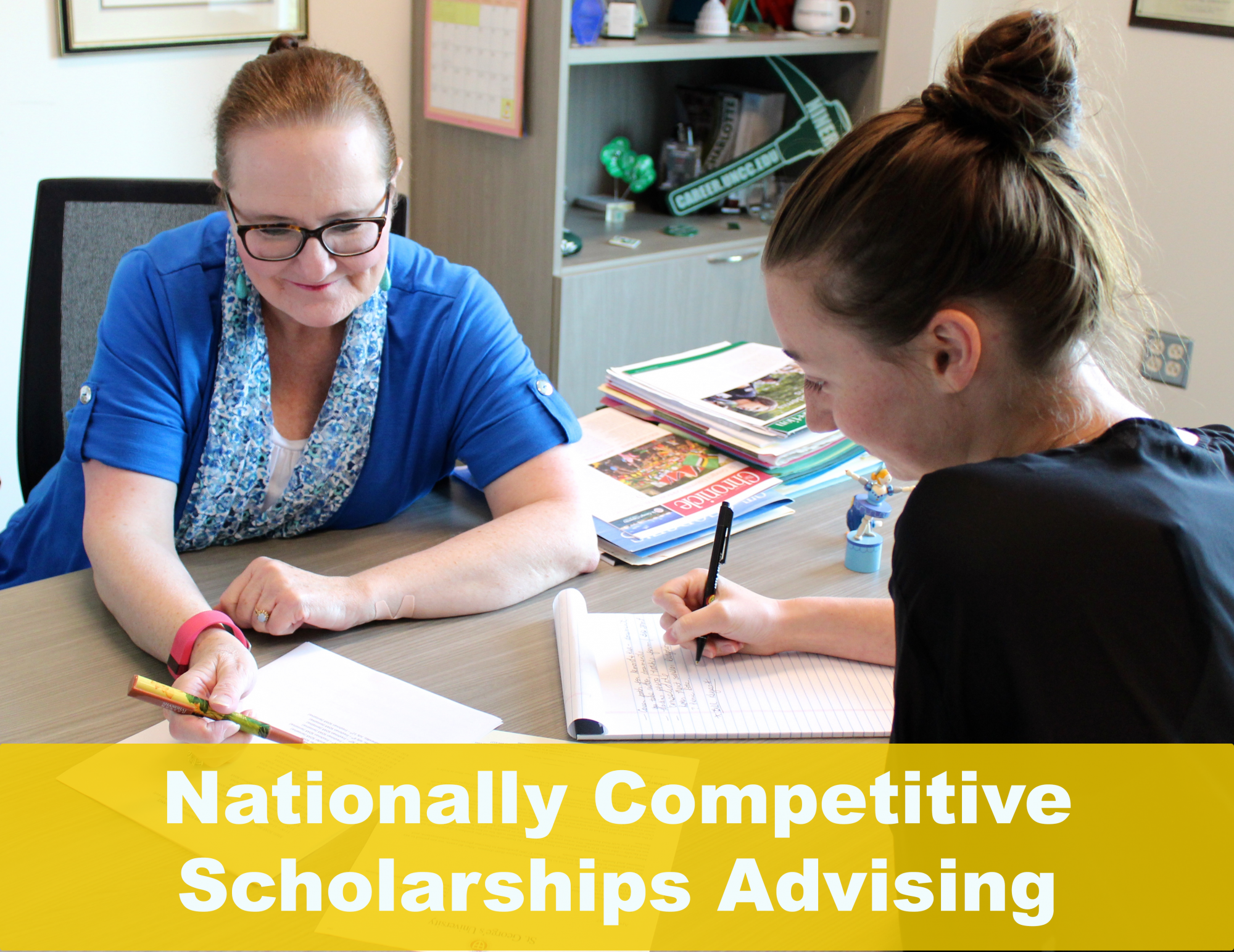 Nationally Competitive Scholarships Advising