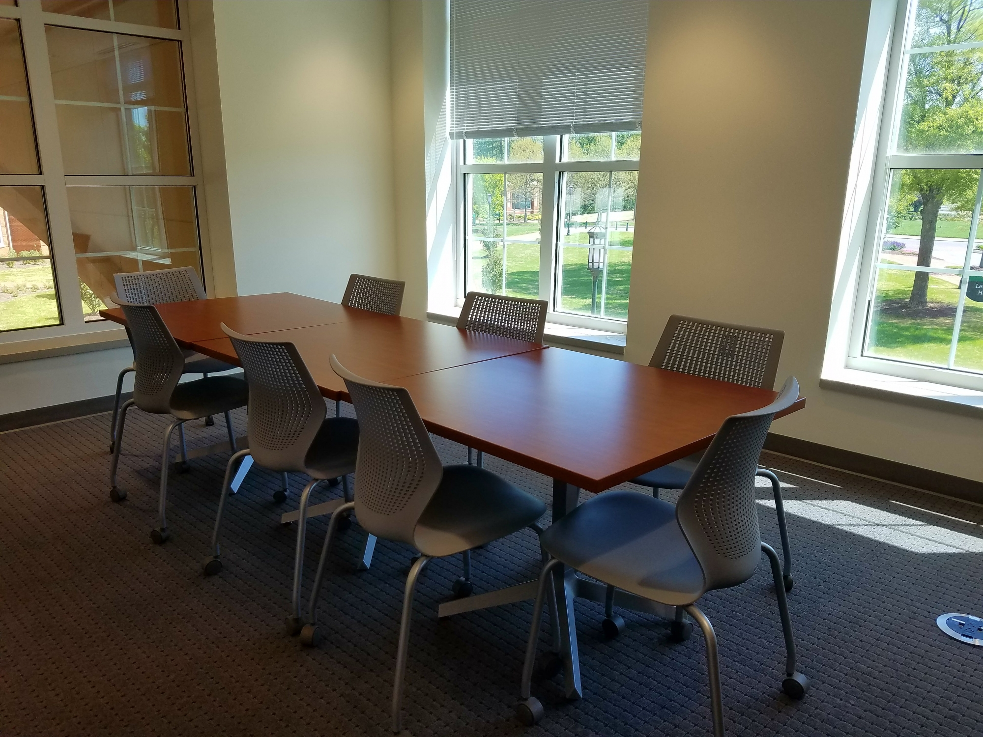 Levine Hall Community Study Room