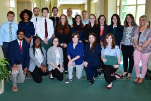 Undergraduate Research Conference Award Winners